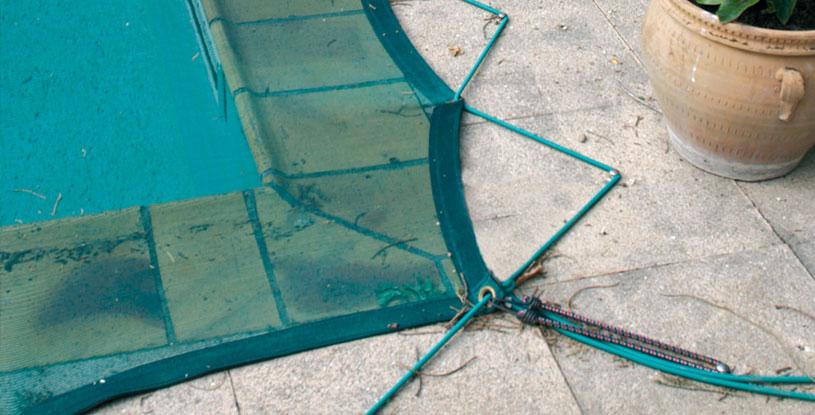 filet anti-feuilles piscine