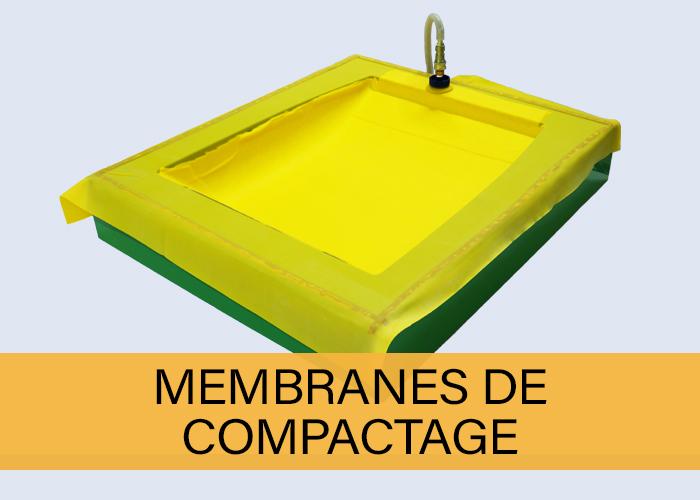 Membranes de compactage - FR