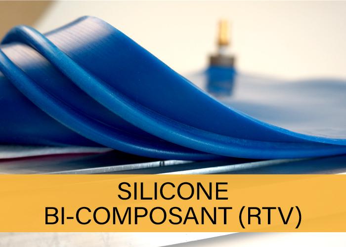 Silicone bi-composant (RTV) - FR