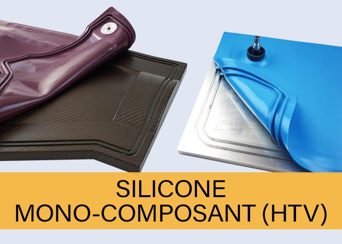 Silicone mono-composant (HTV) - FR