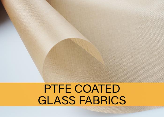 Tissus de verre imprégnés de PTFE - EN